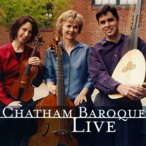 Chatham Baroque Live