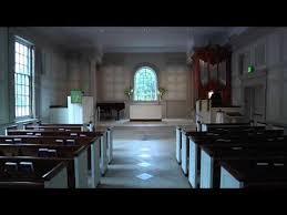 Galbreath Chapel Interior