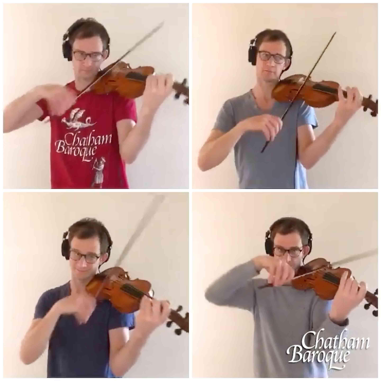 Telemann-Fouts-Four